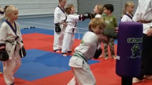 Lil Dragons Leinzell Training